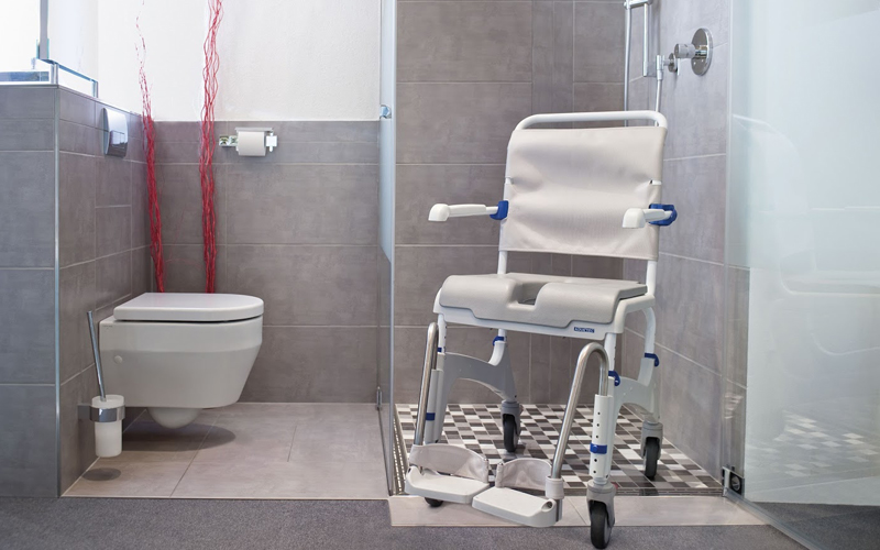 Medical Thiry - Salle de bain