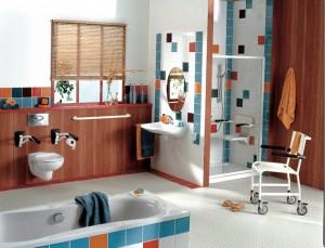 Aides techniques - Salle de bain