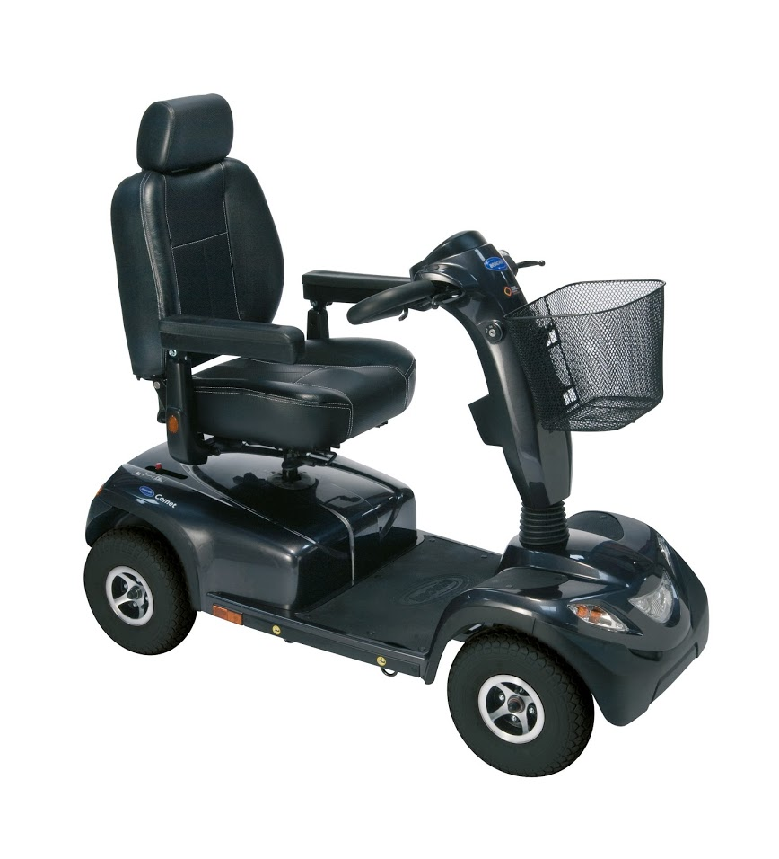 INVACARE SCOOTER COMET ALPINE