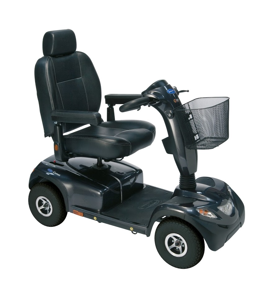 INVACARE SCOOTER COMET HD