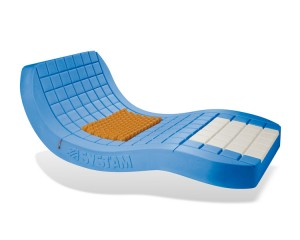 SYSTAM MATELAS VISCOFLEX EVOLUTIF AIR