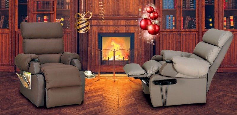 Id e cadeau fauteuil releveur cocoon et fauteuil nostress medical thiry - Idee cadeau cocooning ...