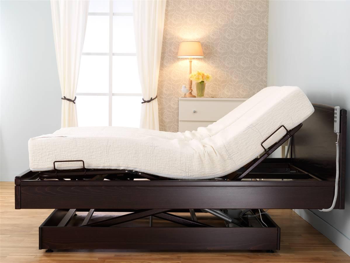 M dical thiry vous pr sente le lit releveur hauteur variable eurodesign hms vilgo medical thiry - Mal de tete au lever du lit ...