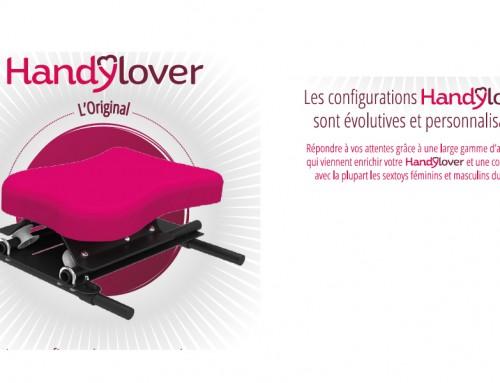 Spot publicitaire du HandyLover