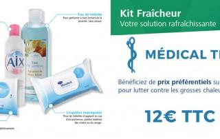 promotion Kit Fraicheur