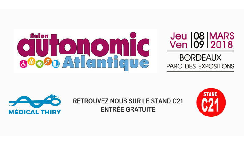 Salon Autonomic Atlantique