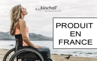 Kuschall produit en france