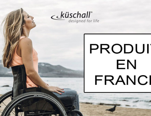 Invacare va produire ses fauteuils roulants küschall en France