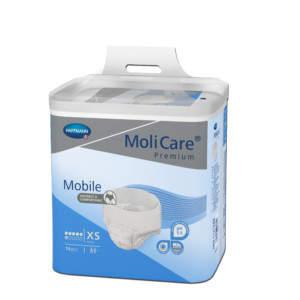 Hartmann Molicare Premium Mobile Extra Small (6 gouttes)