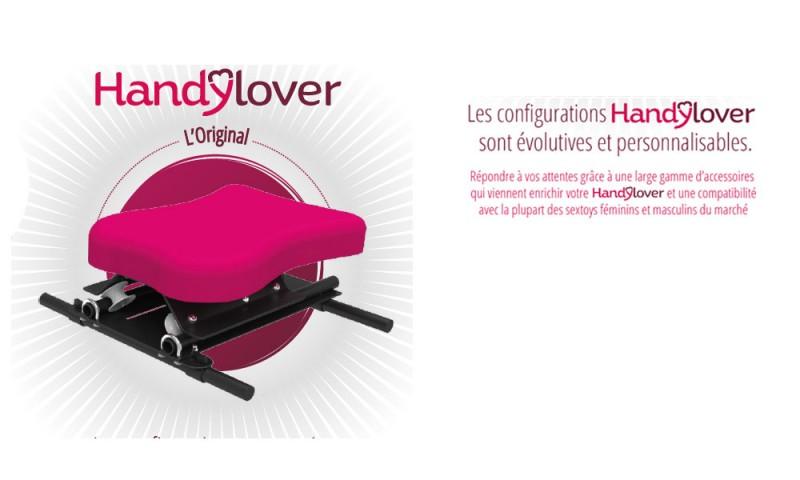 Handy lover