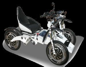 Mobile Dream un quadricycle électrique