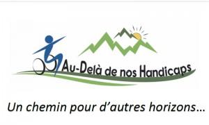 Logo association au dela de nos handicaps