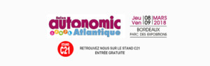 Salon Autonomic 2018 Bordeaux