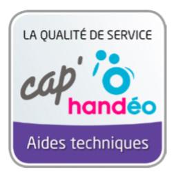 Logo cap handéo