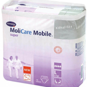 Hartmann Molicare Mobile Large Super