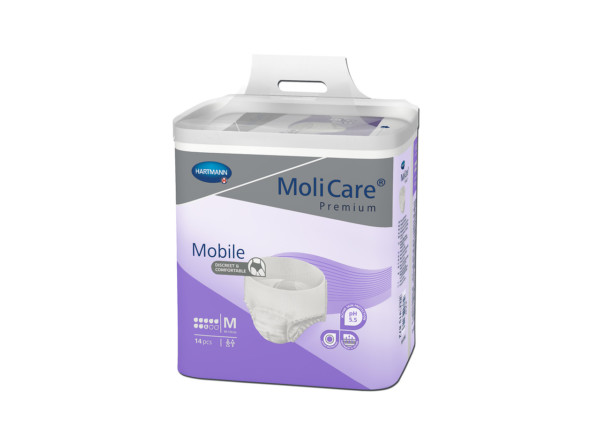 Hartmann MoliCare Premium Mobile Medium 8D 14 pcs