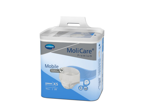Hartmann Molicare Premium Mobile Extra Small (6 gouttes)