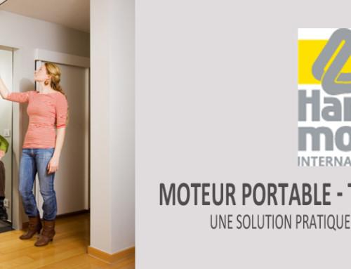 Moteur portable Handi-Move TARZAN – Une solution pratique et flexible