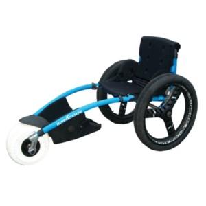 location fauteuil hippocampe de plage
