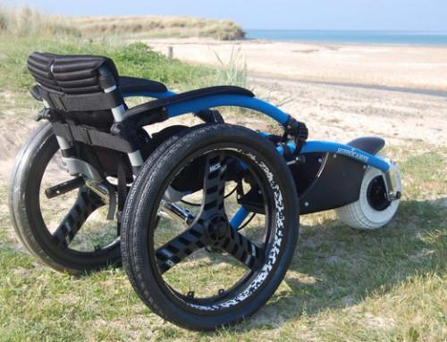 Location de votre fauteuil roulant HIPPOCAMPE
