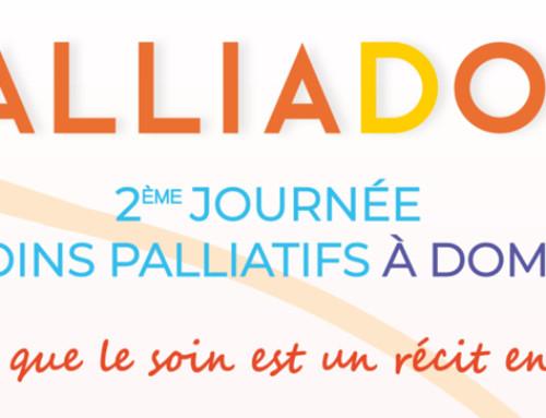 Partenaire de la 2ème journée des soins palliatifs à domicile «PALLIADOM»
