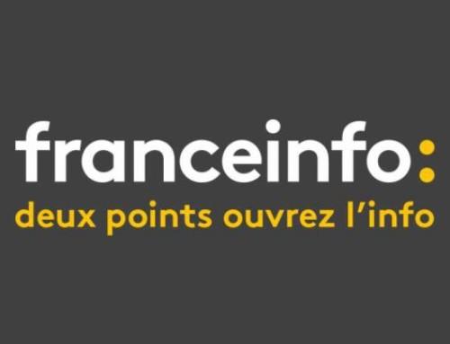 Le siège de relevage Raizer sur FranceInfo