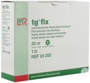 Lohmann & Rauscher Tg Fix Filet Tubulaire Petite Tête - Bras - Jambe New C 25m 1 Pièce (24252)