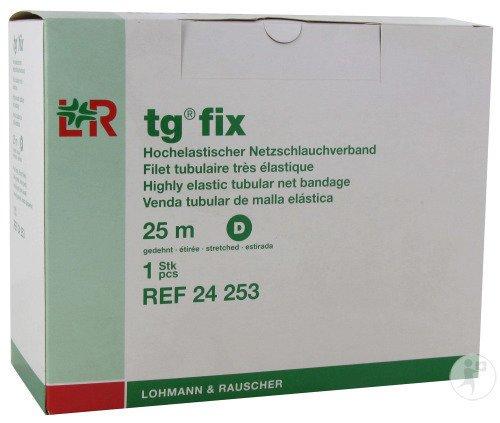 Lohmann & Rauscher Tg Fix Filet Tubulaire Tête Large - Petit Tronc New D 25m 1 Pièce (24253)