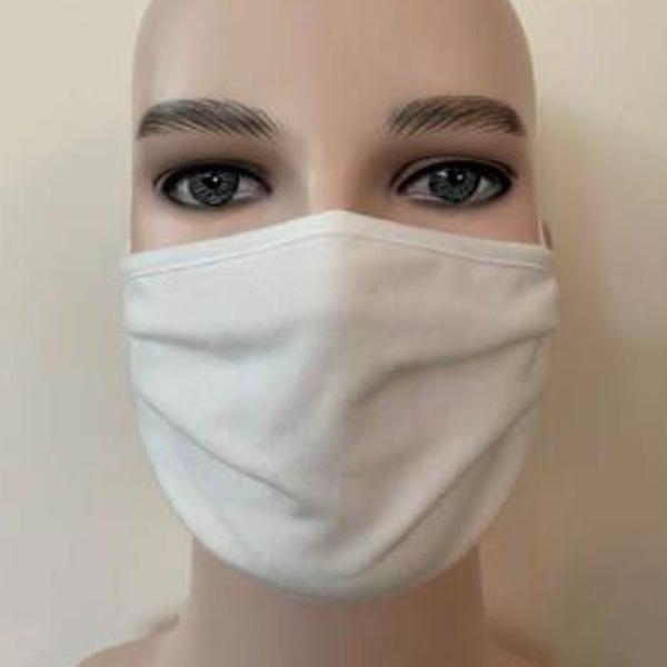 Masque textile lavable